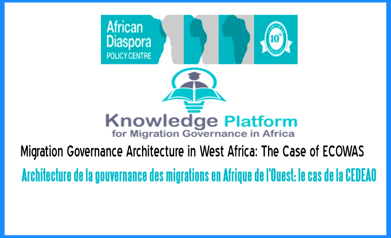 Migration Governance Architecture in West Africa: The Case of ECOWAS