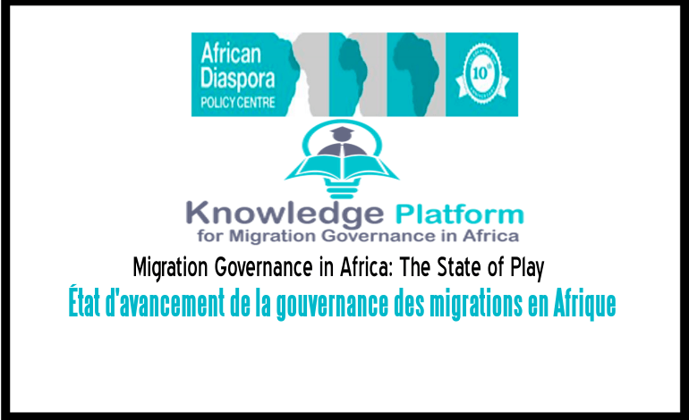 Migration Governance in Africa The State of Play