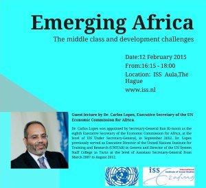 Africa Emerging- Dr. Carlos