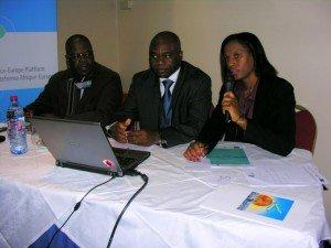 Angolan delegation