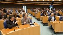 Dutch '2e Kamer' in congress